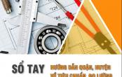 Sổ tay hướng dẫn quận, huyện về tiêu chuẩn, đo lường, chất lượng